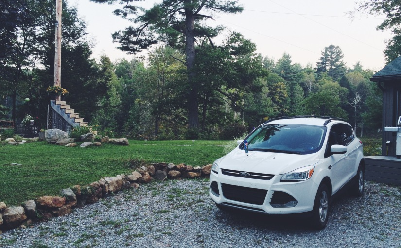 2013 Ford Escape 2.0 Ecoboost