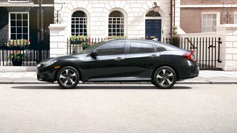 2016 Honda Civic Recall