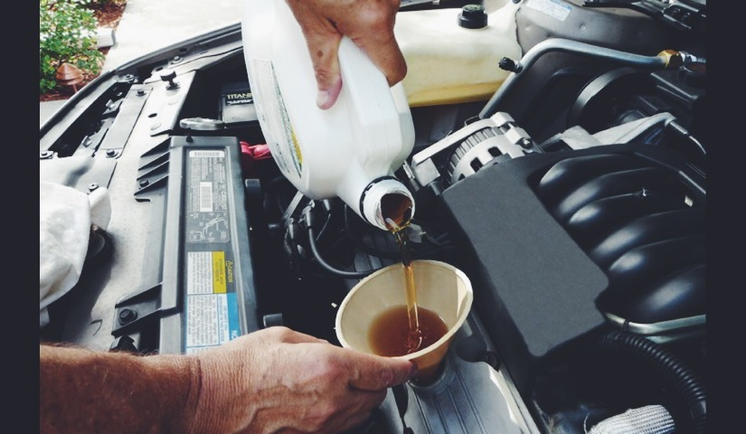 Oil Changes: The Basics